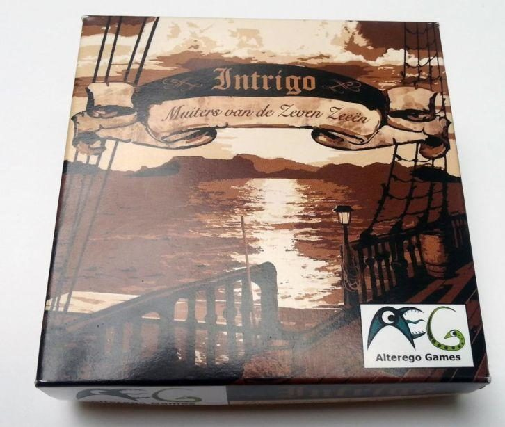 Intrigo: Mutineers of the Seven Seas
