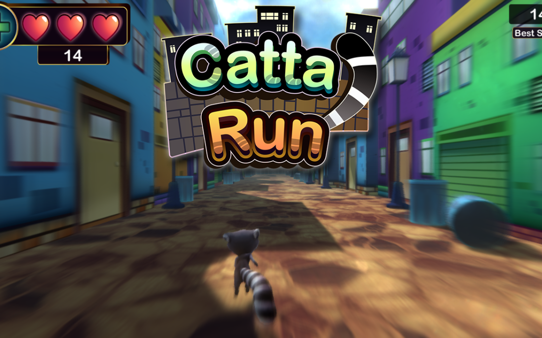 Interns Talk: Catta! Run