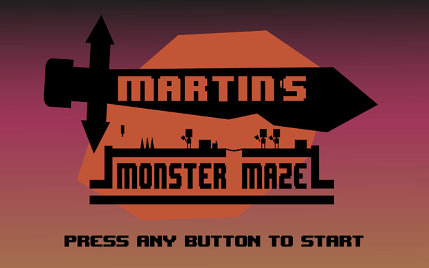 Interns Talk: Martin's Monster Maze
